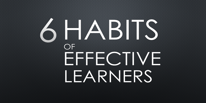 6-habits-of-efficient-learners